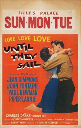 Until They Sail - 27 x 40 Movie Poster - Style C