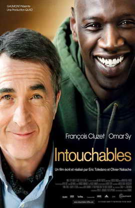 Untouchable - 11 x 17 Movie Poster - French Style A
