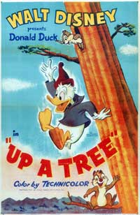 Up a Tree - 11 x 17 Movie Poster - Style A
