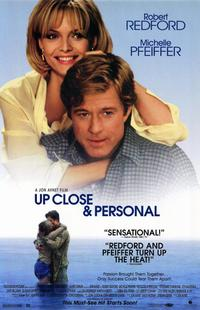 Up Close and Personal - 11 x 17 Movie Poster - Style A