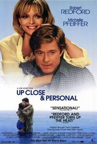 Up Close and Personal - 27 x 40 Movie Poster - Style A