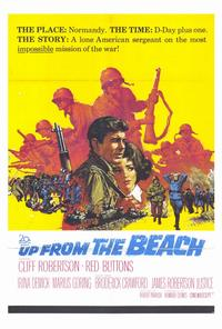 Up from the Beach - 27 x 40 Movie Poster - Style A