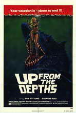 Up from the Depths - 27 x 40 Movie Poster - Style B