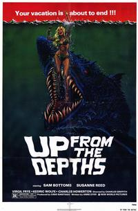 Up from the Depths - 11 x 17 Movie Poster - Style B