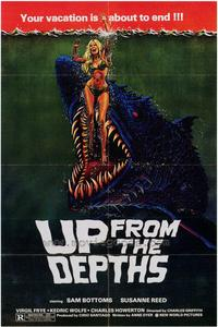 Up from the Depths - 27 x 40 Movie Poster - Style A