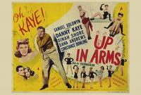 Up In Arms - 22 x 28 Movie Poster - Half Sheet Style A