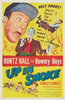 Up in Smoke - 11 x 17 Movie Poster - Style A