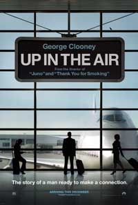 Up in the Air - 43 x 62 Movie Poster - Bus Shelter Style A