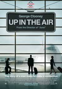 Up in the Air - 43 x 62 Movie Poster - Bus Shelter Style B