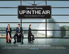 Up in the Air - 30 x 40 Movie Poster UK - Style A