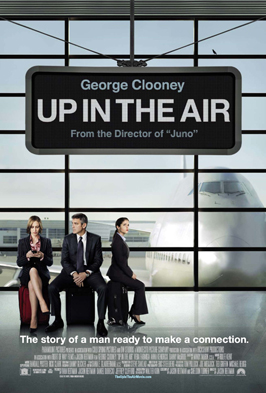 Up in the Air - 11 x 17 Movie Poster - Style D
