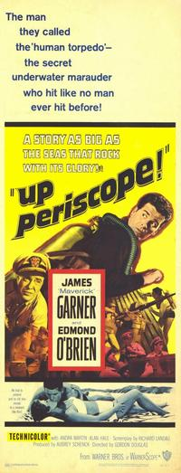 Up Periscope - 11 x 17 Movie Poster - Style A