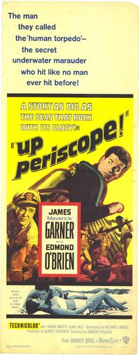 Up Periscope - 14 x 36 Movie Poster - Insert Style A