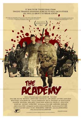 Up the Academy - 11 x 17 Movie Poster - Style B