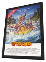 Up the Creek - 11 x 17 Movie Poster - Style A - in Deluxe Wood Frame