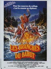 Up the Creek - 11 x 17 Movie Poster - French Style A