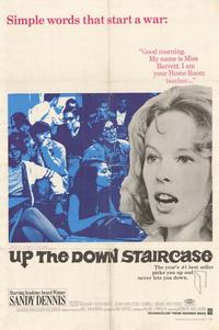 Up the Down Staircase - 11 x 17 Movie Poster - Style A