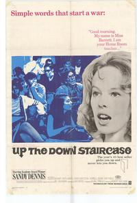 Up the Down Staircase - 27 x 40 Movie Poster - Style A