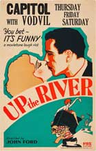 Up the River - 27 x 40 Movie Poster - Style A