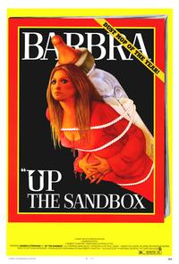 Up the Sandbox - 27 x 40 Movie Poster - Style A