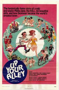 Up Your Alley - 11 x 17 Movie Poster - Style A