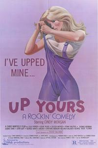 Up Yours - 27 x 40 Movie Poster - Style A