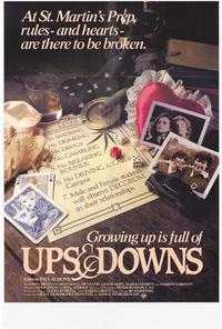 Ups and Downs - 11 x 17 Movie Poster - Style A