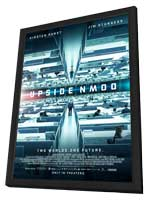 Upside Down - 27 x 40 Movie Poster - Style A - in Deluxe Wood Frame