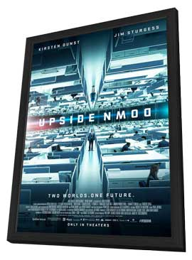 Upside Down - 11 x 17 Movie Poster - Style A - in Deluxe Wood Frame