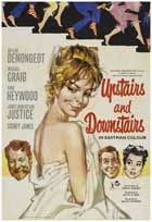 Upstairs and Downstairs - 11 x 17 Movie Poster - UK Style A