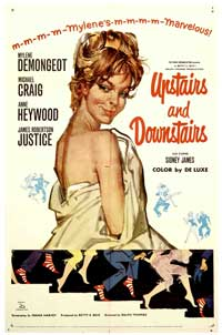 Upstairs and Downstairs - 27 x 40 Movie Poster - Style B