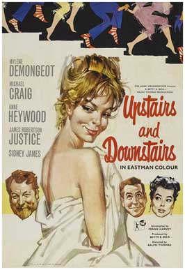 Upstairs and Downstairs - 27 x 40 Movie Poster - UK Style A