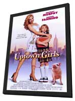 Uptown Girls - 11 x 17 Movie Poster - Style A - in Deluxe Wood Frame