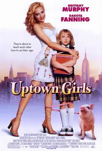 Uptown Girls - 27 x 40 Movie Poster - Style A