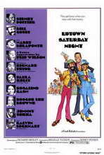 Uptown Saturday Night - 27 x 40 Movie Poster - Style A