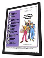 Uptown Saturday Night - 11 x 17 Movie Poster - Style A - in Deluxe Wood Frame