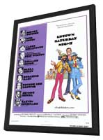 Uptown Saturday Night - 27 x 40 Movie Poster - Style A - in Deluxe Wood Frame