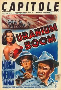 Uranium Boom - 11 x 17 Movie Poster - Belgian Style A