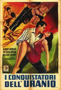 Uranium Boom - 11 x 17 Movie Poster - Italian Style A