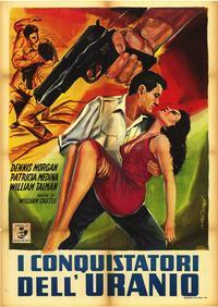 Uranium Boom - 39 x 55 Movie Poster - Italian Style A