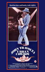 Urban Cowboy - 11 x 17 Movie Poster - Style B