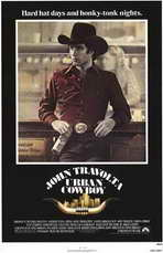 Urban Cowboy - 11 x 17 Movie Poster - Style A