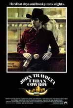 Urban Cowboy - 27 x 40 Movie Poster - Style A