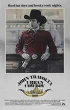 Urban Cowboy - 27 x 40 Movie Poster - Style B