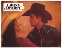 Urban Cowboy - 11 x 14 Poster French Style J