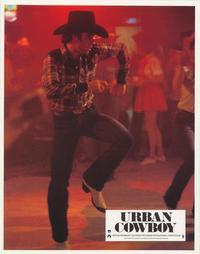 Urban Cowboy - 11 x 14 Poster French Style K