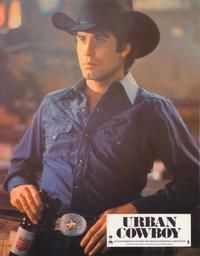 Urban Cowboy - 11 x 14 Poster French Style L
