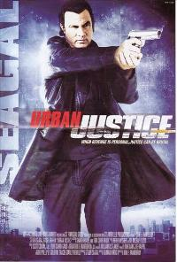 Urban Justice - 11 x 17 Movie Poster - Style A