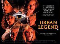 Urban Legend - 11 x 17 Movie Poster - Style B