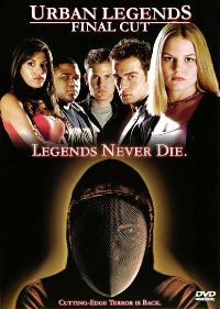 Urban Legends 2: Final Cut - 11 x 17 Movie Poster - Style B